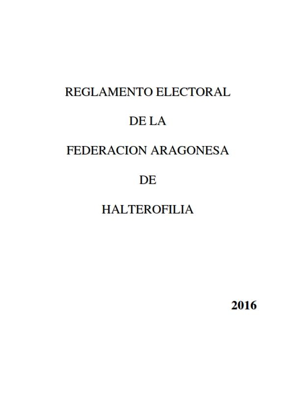 REGLAMENTO ELECTORAL 2016_001